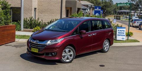 2015 Honda Odyssey VTi review