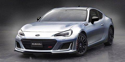 Subaru BRZ STI Sport concept revealed