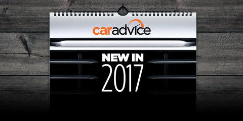 New Cars: 2017 New Car Calendar, the December update