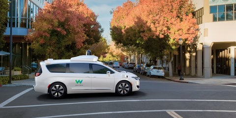 Google's autonomous cars getting safer