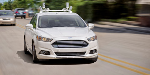 Autonomous cars may not crash, but they can't stop other drivers crashing into you: Ford
