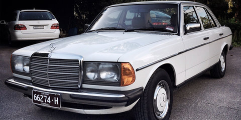 1982 Mercedes-Benz 230 E Review Review