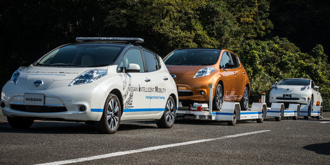 Nissan to begin on-road autonomous vehicle testing in Europe next month