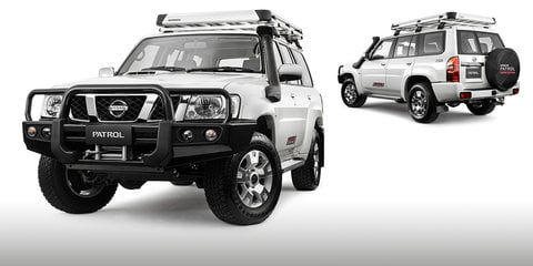 Nissan Y61 Patrol Legend Edition launched as swansong for hard-working 4x4