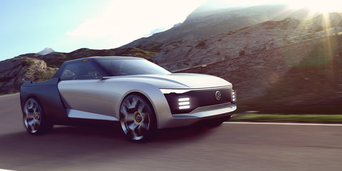 Volkswagen Varok concept: HSV-inspired ute created by French duo
