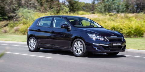 peugeot 308 review specification price caradvice. Black Bedroom Furniture Sets. Home Design Ideas
