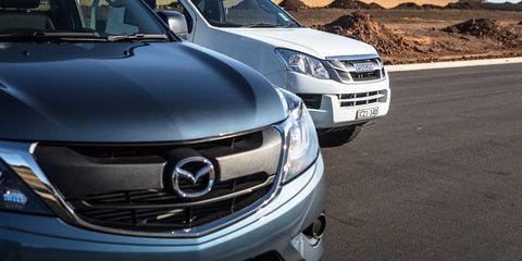 Australia's key role in Mazda/Isuzu Ute deal