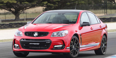 Holden to auction last three limited-edition Commodores