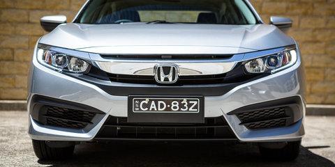 2017 Honda Civic VTi sedan review