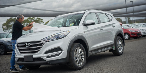 We Built A Hyundai Tucson From Scratch In The Czech Republic, And We  Brought It