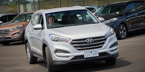 We built a Hyundai Tucson from scratch in the Czech Republic, and we brought it home