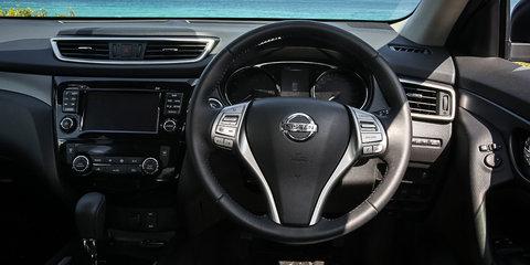 2017 Nissan X-Trail ST-L 2WD:: Sydney to Catherine Hill Bay