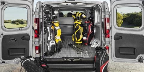 2017 Renault Trafic Crew Van added to local range