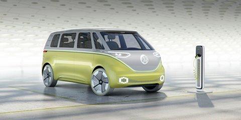 Volkswagen I.D. Buzz concept revealed