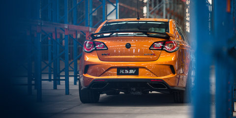 Behind the beast: An in-depth look at the Corvette ZR1-powered 2017 HSV GTSR W1