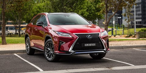 Lexus patents UX name in Europe, seven-seat RX to lob later this year – report