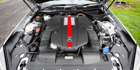 Mercedes-AMG Old v New: 2015 SLK55 v 2017 SLC43