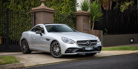 Mercedes-Benz SLC won't be replaced - report