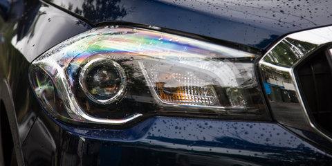2017 Suzuki S-Cross Turbo Prestige review
