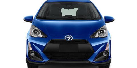 2018 Toyota Prius C confirmed for Australia