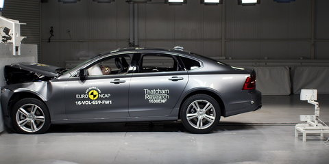Volvo has three best Euro NCAP scores ever