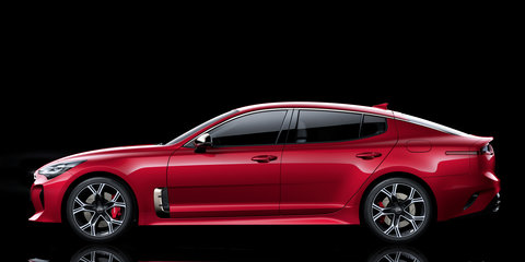 2018 Kia Stinger revealed: Detroit debut for 272kW rear-drive Korean liftback - UPDATE