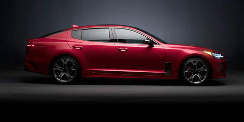Kia Stinger GT to get BMW-style, dynamic suspension tweaks for Australia