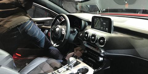 Kia Stinger GT to get BMW-style, dynamic suspension tweaks for Australia