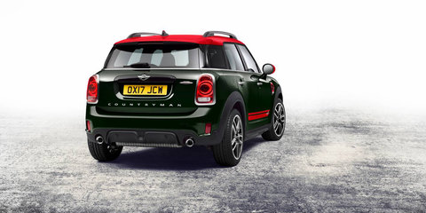 2017 Mini JCW Countryman revealed: Most powerful Mini ever, here in second quarter