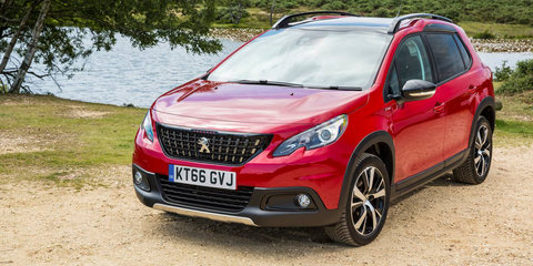 2017 Peugeot 2008 in Australia from February with new engine, 3008 and 5008 to follow