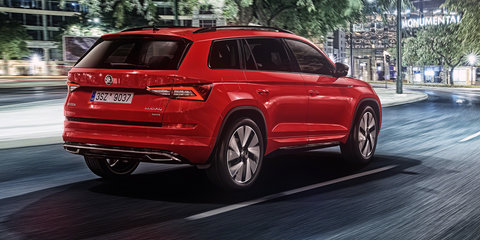 Skoda Kodiaq Sportline revealed, Australian launch confirmed