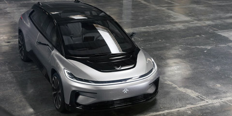 Faraday Future 91 revealed with 600km of electric range: But can they build it?