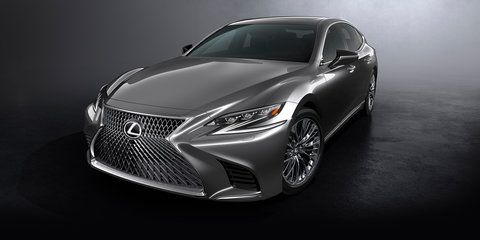 2018 Lexus LS: Where's the hybrid Lexus is so known for?