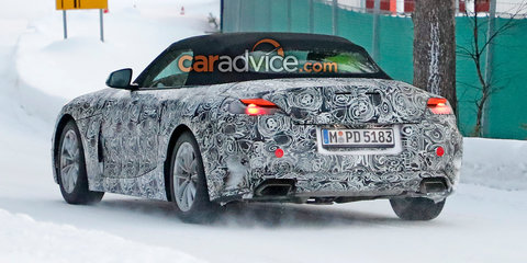 BMW Z4 replacement will 'probably' be known as Z4