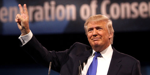 General Motors looking forward to working with President-elect Donald Trump
