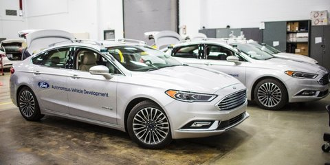 New Ford CEO backs away from 2021 full-autonomy target