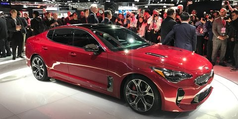 The Kia Stinger might really be a game changer