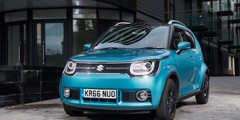 Suzuki Ignis Sport turbo on wish-list