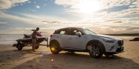 Mazda CX-3 and Yamaha EX Deluxe: The perfect match?