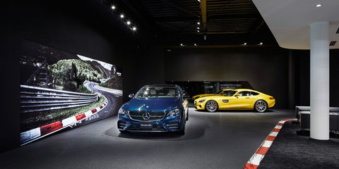 Mercedes-AMG to open 10 showrooms in Australia in 2017, Sydney to be first