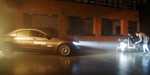 Mercedes-Benz Digital Light system will use two million mirrors in its headlights