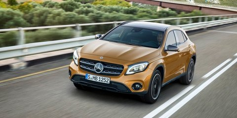 Mercedes-Benz chief confirms brand won't build new small cars with Infiniti