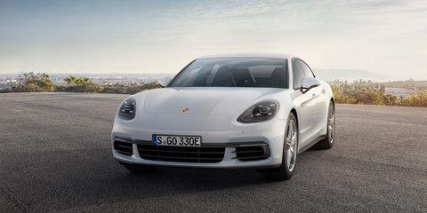 2017 Porsche Panamera 4 E-Hybrid pricing and specs