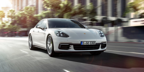 2017 Porsche Panamera 4 E-Hybrid pricing and specs