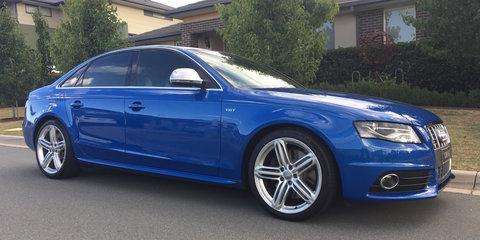 2009 Audi S4 3.0 TFSI quattro review Review