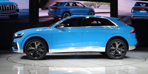 Audi Q8 concept revealed