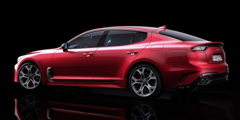 Kia Stinger leaked:: Sexy RWD sedan emerges
