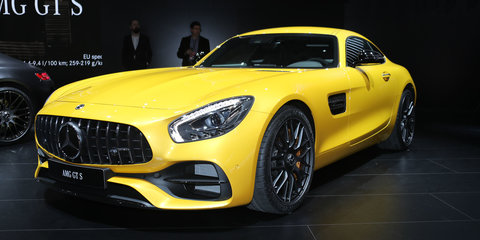 Mercedes-AMG GT4 concept sedan will debut in Geneva - report