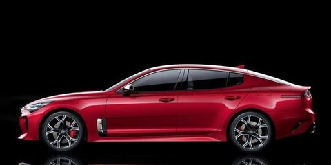 Kia Stinger leaked: Sexy RWD sedan emerges