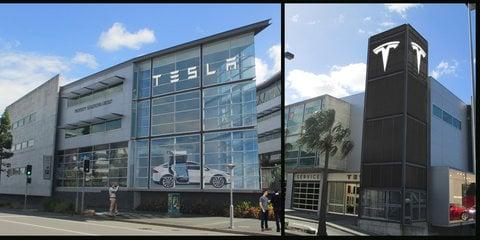 Tesla to open flagship showroom in Brisbane